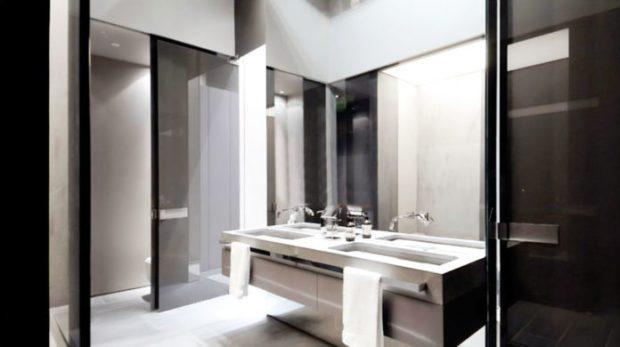 Toàn bộ nội thất căn nhà được thiết kế vô cùng hiện đại.