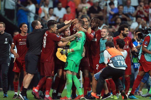Liverpool gặp tổn thất nghiêm trọng sau trận tranh Siêu Cup châu Âu.