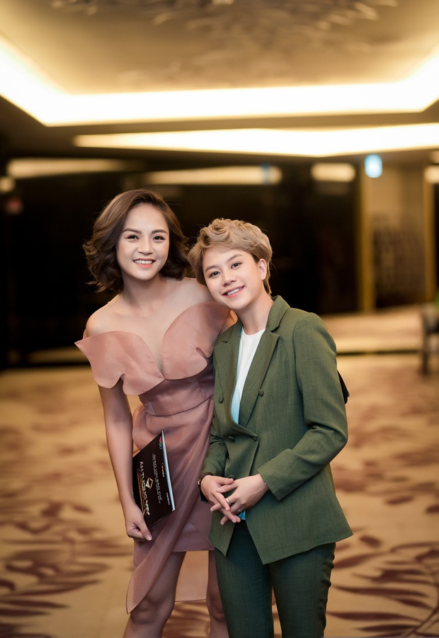Bảo Hân cũng lọt vào top 5 đề cử giải thưởng Nữ diễn viên ấn tượng nhất