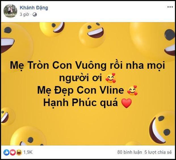 Hotmom Thanh Trần hạ sinh em bé thứ hai, lầy lội khoe khoảnh khắc hài hước trước giờ đẻ ảnh 7