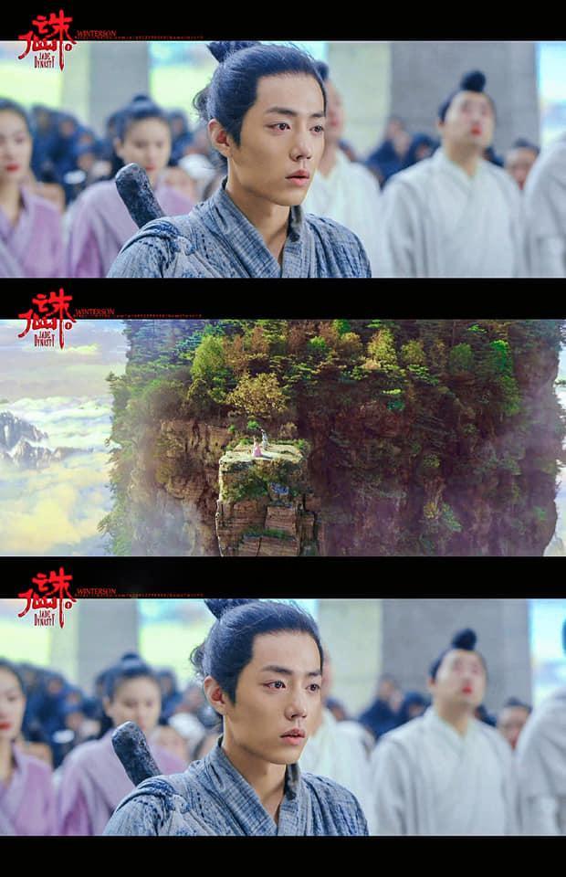 HOT! Tru Tiên' của Tiêu Chiến, Lý Thấm phá 100 triệu NDT, được 6.7 điểm trên Douban ngay ngày đầu công chiếu! ảnh 8