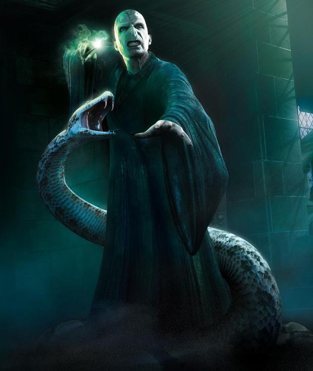 Năm ngoái hoá trang thành rắn chúa Nagini được J.K Rowling khen ngợi, liệu năm nay Sunny sẽ làm gì nữa đây? ảnh 0