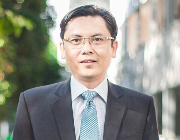 PGS.TS Nguyễn Minh Tâm giữ chức Phó giám đốc Đại học Quốc gia TP.HCM. (Ảnh: SGGP)