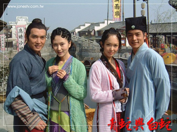 Những mỹ nhân họ Bạch xinh đẹp rung động lòng người trong phim truyền hình Trung Quốc ảnh 18