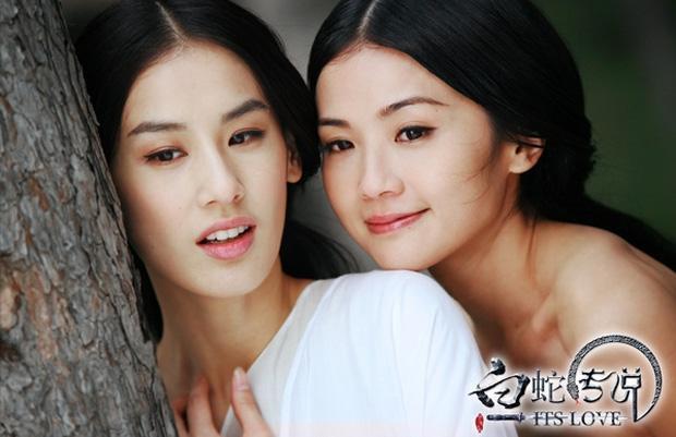 Những mỹ nhân họ Bạch xinh đẹp rung động lòng người trong phim truyền hình Trung Quốc ảnh 20