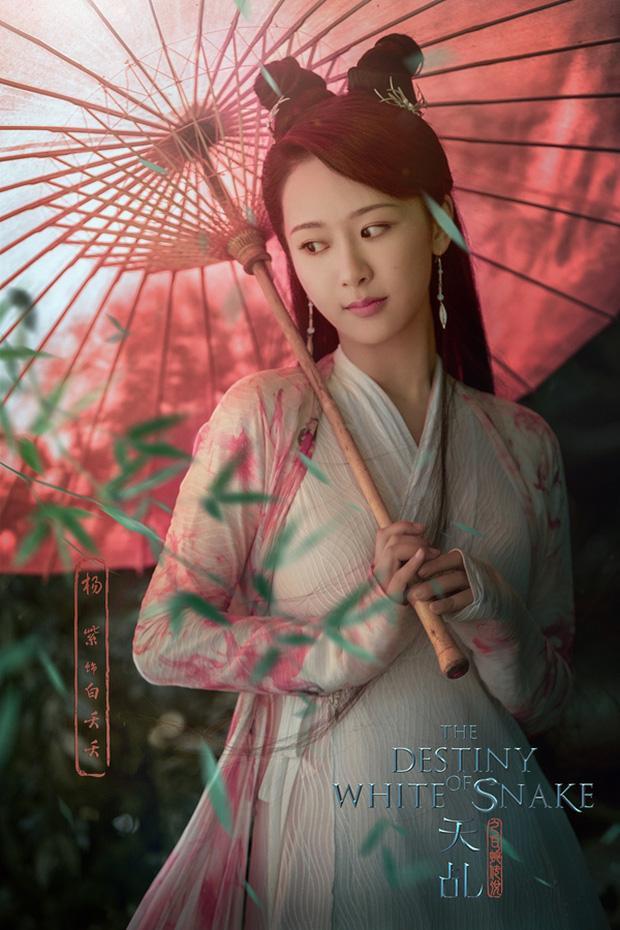 Những mỹ nhân họ Bạch xinh đẹp rung động lòng người trong phim truyền hình Trung Quốc ảnh 26