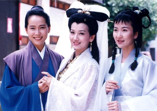 Những mỹ nhân họ Bạch xinh đẹp rung động lòng người trong phim truyền hình Trung Quốc ảnh 16