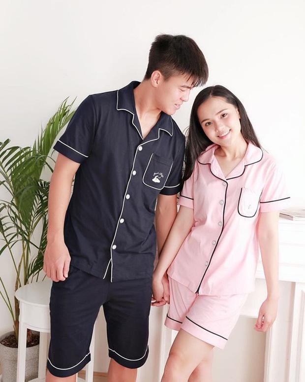 Cặp đôi cầu thủ Duy Mạnh, Quỳnh Anh nhận được rất nhiều sự yêu thích từ phía khán giả.