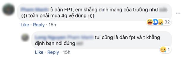 Sinh viên FPT khẳng định tình trạng wifi yếu đã gây ra nhiều bức xúc.