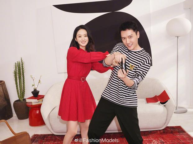 Dựa vào Triệu Lệ Dĩnh, Phùng Thiệu Phong lấy lòng đạo diễn cạnh tranh vai diễn với Đặng Luân? ảnh 11