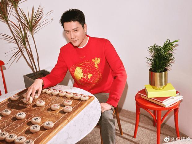 Dựa vào Triệu Lệ Dĩnh, Phùng Thiệu Phong lấy lòng đạo diễn cạnh tranh vai diễn với Đặng Luân? ảnh 8