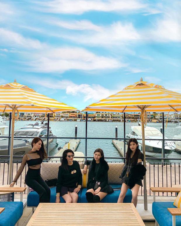 Hội rich kid Việt rầm rộ check-in tại những điểm du lịch siêu sang dịp đầu năm mới 2020 ảnh 1