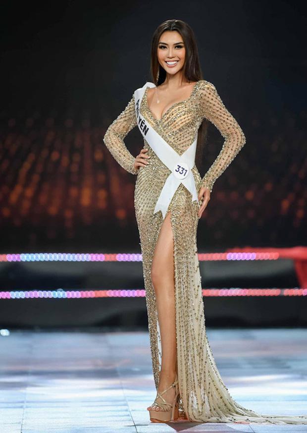 Hoa hậu Tường Linh bất ngờ xuất hiện trên trang chủ Miss Eco International 2020 ảnh 1