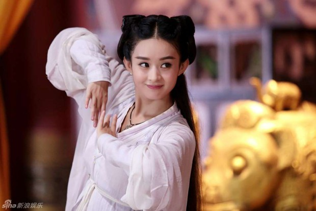 Triệu Lệ Dĩnh trở thành nữ hoàng phim truyền hình với tổng lượt xem vượt 50 tỷ và là song quán quân của IQiyi và Tencent ảnh 10