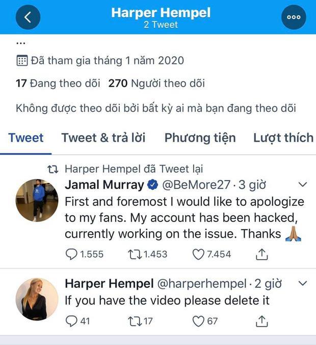 Và mặc dù cả 2 đã lên tiếng cầu xin tên hacker này hãy xoá đoạn clip đó đi, tuy vậy, những hình ảnh nhạy cảm đó của cặp đôi này vẫn được tên hacker này công khai trên MXH.