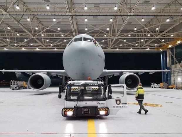 Airbus A310 MRT MedEvac là một trong những bệnh viện bay tối tân trên thế giới.