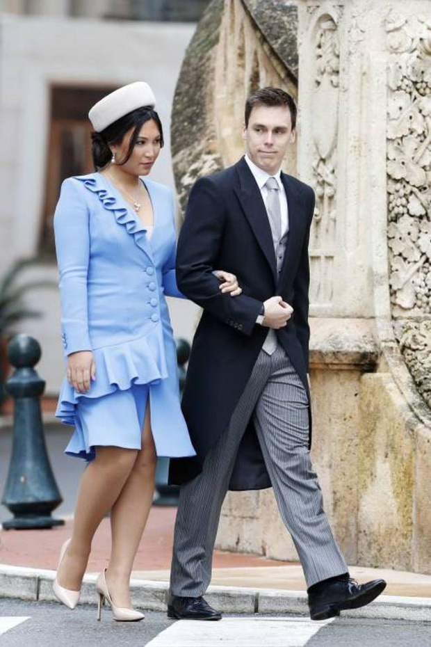 Cô dâu hoàng gia gốc Việt tại đất nước siêu giàu Monaco khoe bụng bầu và tiết lộ giới tính của em bé hoàng tộc ảnh 0