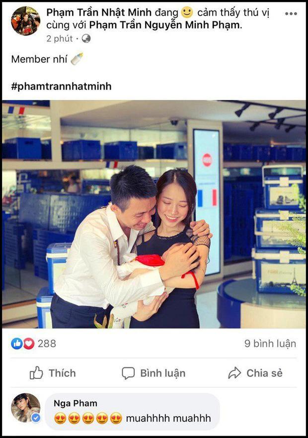 Động thái khó hiểu của Mina Phạm sau khi đại gia Minh Nhựa chia sẻ khoảnh khắc hạnh phúc bên con gái riêng và cháu ngoại ảnh 1