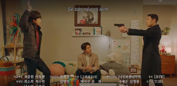 Khoảnh khắc đối mặt gây hài nhất lịch sử ở Đại Hàn Dân Quốc
