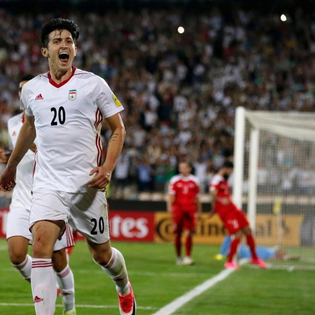 Trong trận đấu tối nay với tuyển Việt Nam, anh cũng là người đầu tiên giúp Iran ghi bàn dẫn trước Việt Nam 1-0 sau hơn 37 phút thi đấu.