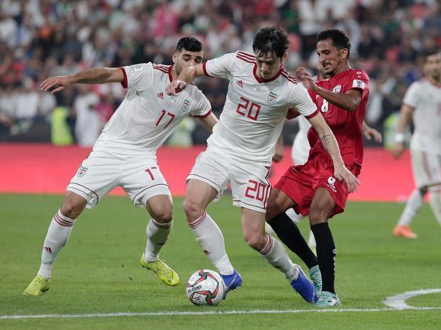 """Anh được mệnh danh là """"Messi của Iran""""."""