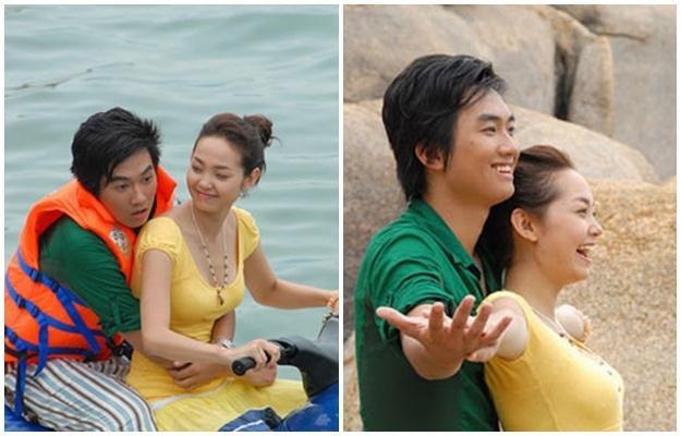 Phạm Anh Tuấn được khán giả biết đến qua phim điện ảnh Những nụ hôn rực rỡ đóng cùng Minh Hằng, Thanh Hằng.