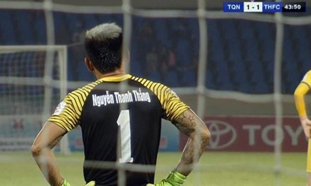 Thủ môn Thanh Thắng trải lòng sau sai lầm tai hại khiến Thanh Hóa thua trận ảnh 0
