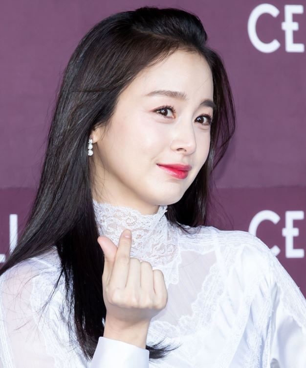 What did Kim Tae Hee say about making a comeback to the small screen