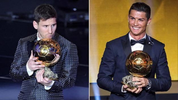 Messi và Ronaldo – Ai sẽ là người chiến thắng? Ảnh: AFP