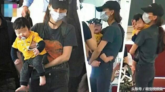 Huỳnh Hiểu Minh đưa con trai và mẹ đi trung tâm thương mại chơi, vắng mặt Angelababy ảnh 7