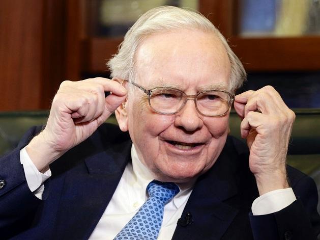 Warren Buffett được cả thế giới ngưỡng mộ vì tài đức song toàn.