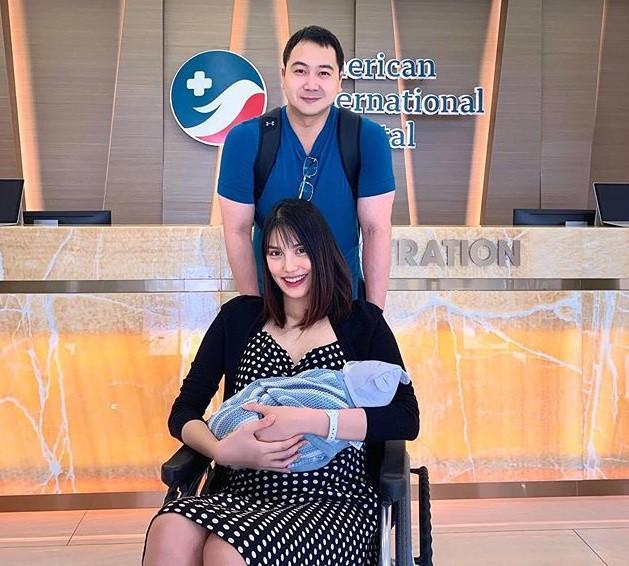 Lan Khuê mới sinh xong Trầm trồ vì nhan sắc như gái chưa chồng của các mỹ nhân Việt sau sinh con