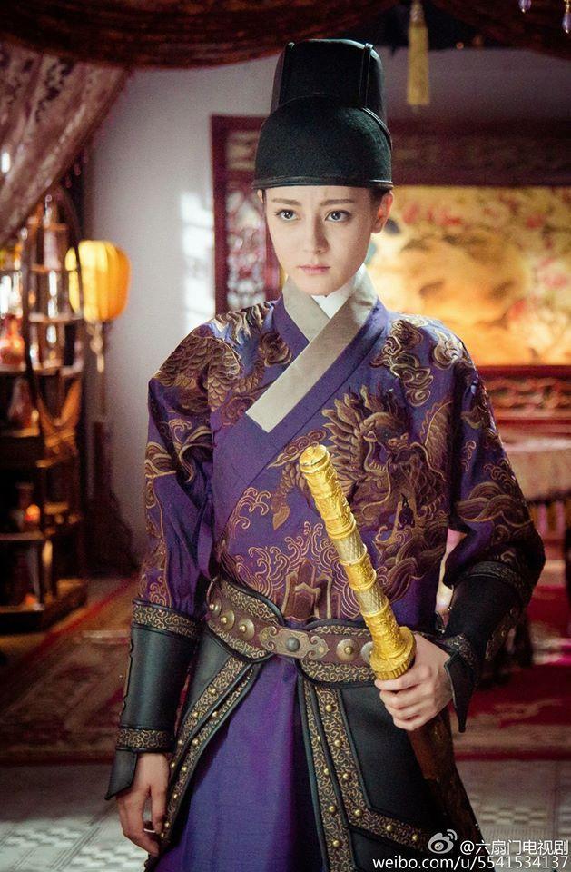 Các nữ bổ khoái tài giỏi trong phim truyền hình Trung Quốc: Không phải ai cũng lầy lội như Viên Kim Hạ trong 'Cẩm Y Chi Hạ' ảnh 4