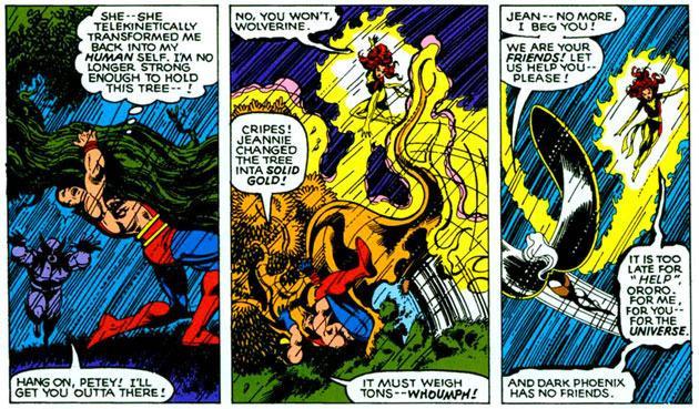 Phoenix Force  kẻ thù tối thượng của các dị nhân trong X-Men: Dark Phoenix là ai? ảnh 6