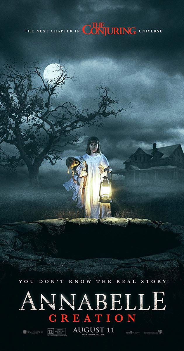 Poster Annabelle Creation