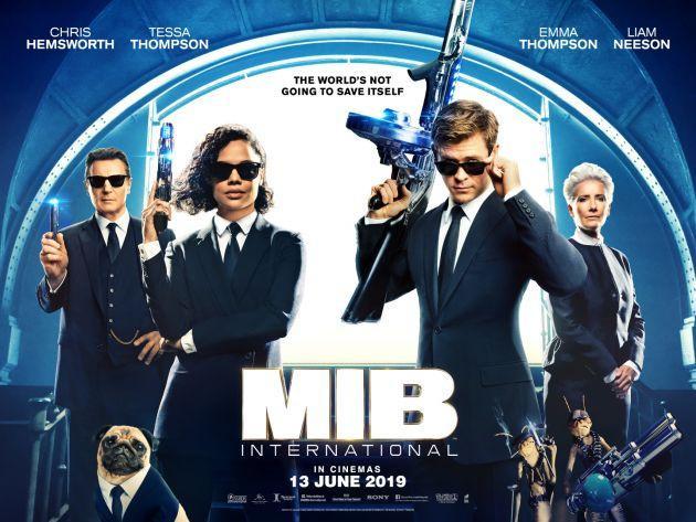 """""""MIB: International"""" là phần tiếp theo của loạt phim """"Men In Black"""""""