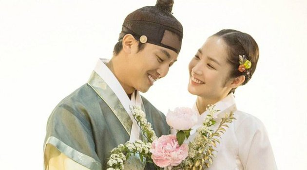 """Yeon Woo Jin trong phim """"7 Ngày Làm Vương Hậu"""" (Queen For 7 Days)"""
