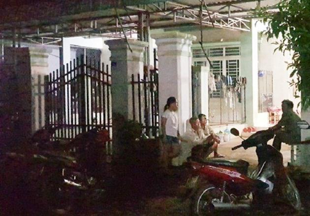 Hiện trường nơi phát hiện thi thể nam giới tử vong bí ẩn ở Bình Phước. (Ảnh: BVPL)