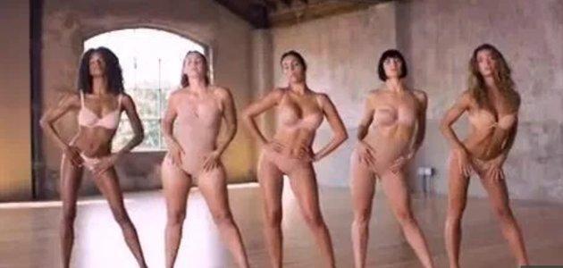 Bạn gái Ronaldo gây sốc khi khoe trọn 3 vòng khi quảng cáo đồ lót ảnh 4
