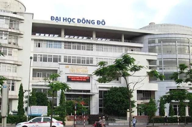 Đại học Đông Đô.