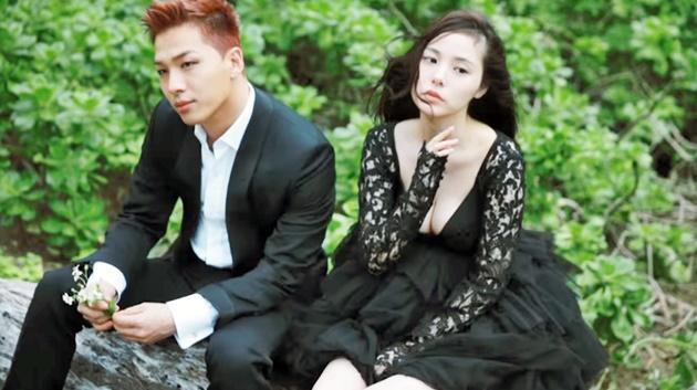 10 cặp đôi, vợ chồng nổi tiếng nhất     Kbiz: Jung Kyung Ho tặng Sooyoung (SNSD) 1000 bông hồng ảnh 3