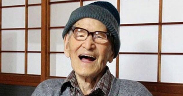 Okinawa là nơi có những người sống thọ nhất thế giới. Ảnh: Listverse