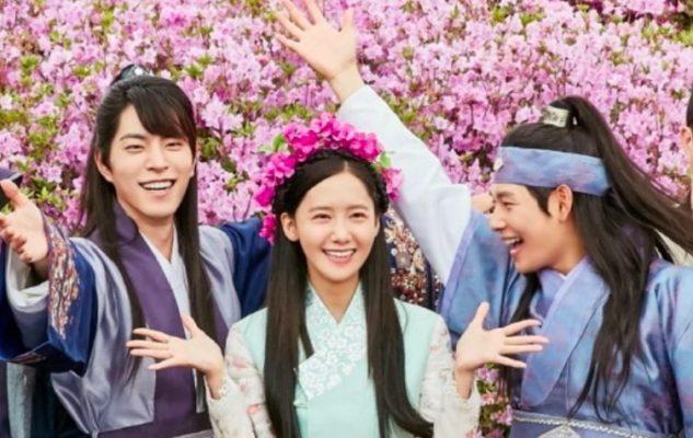 11 bộ phim cổ trang Hàn Quốc đưa người xem đến một thế giới khác ảnh 10