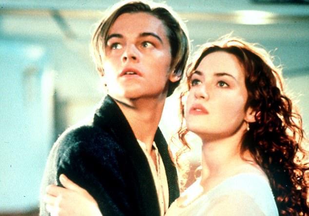Leonardo Di Caprio và Kate Winslet