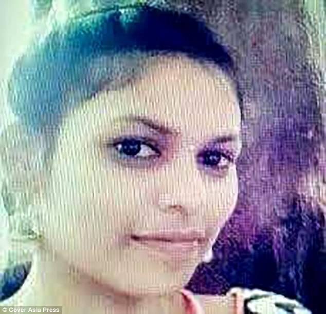 Nạn nhân là cô gái trẻ người Ấn Độ, Induja Mugam, 22 tuổi.