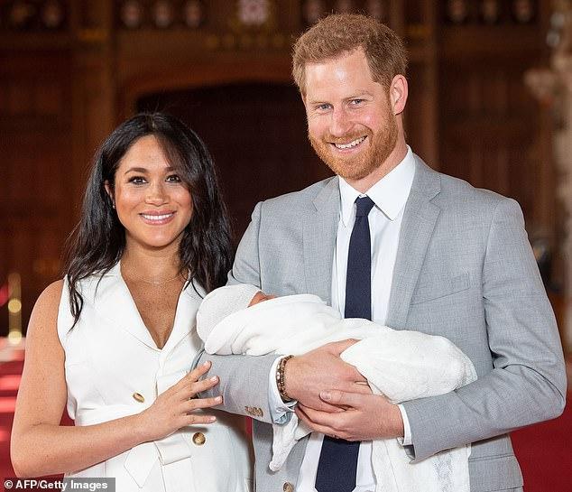 Vợ chồng công tước xứ Sussex tin tưởng vào cách dạy con của mình