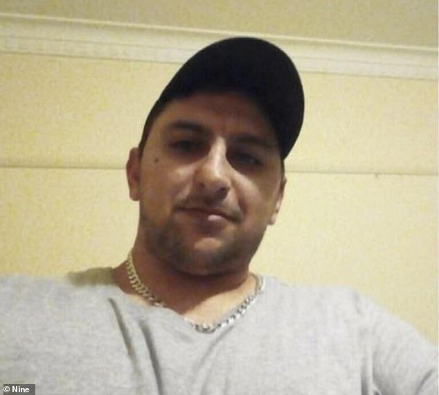 Qasim House, kẻ đã bắn chết bạn gái.