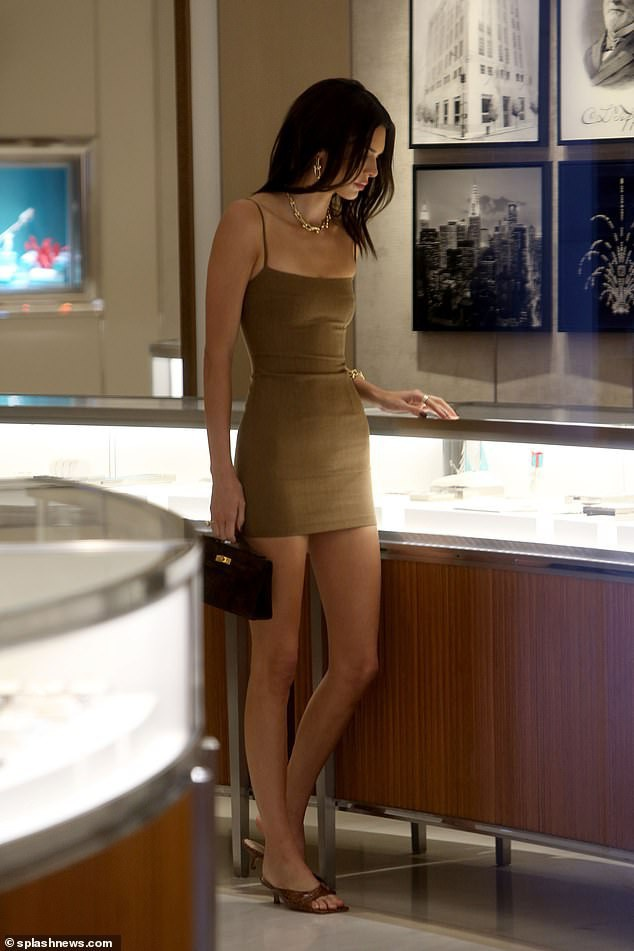 Trông thế thôi chứ giỏ xách Hermes mini Kelly của em gái nhà Kardashian xách theo hơn cả trăm triệu ấy