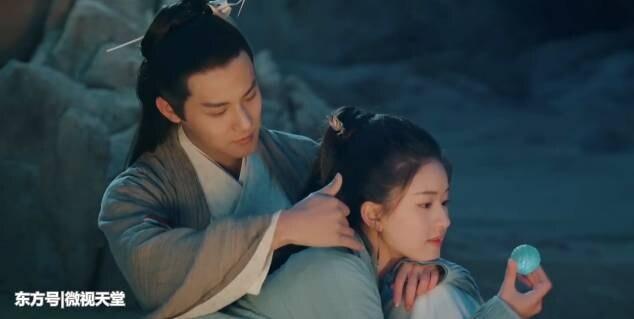 Douban Tam thiên nha sát: Trang phục và đạo cụ rẻ tiền, nam chính nữ chính bị chê quá mập ảnh 3
