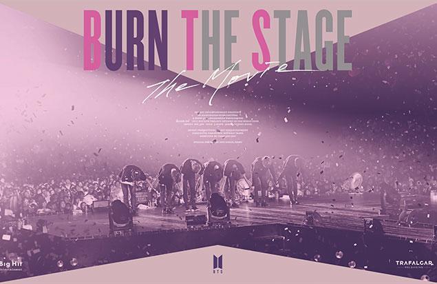 Phim tư liệu Bring The Soul: The Movie: BTS cùng những câu chuyện trong chuyến lưu diễn tại châu Âu ảnh 1